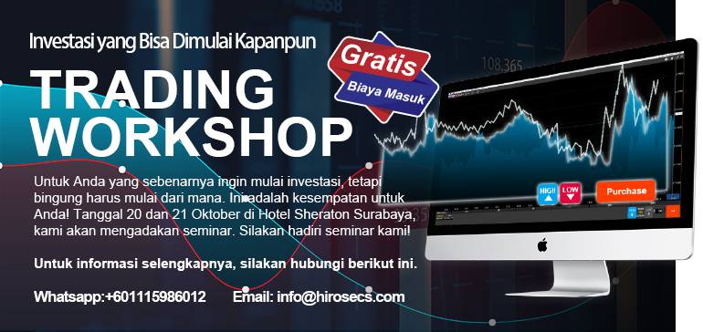 Seminar binary option surabaya